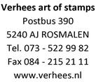 Handstempel 30 x 35 mm