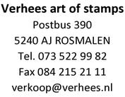 Handstempel 35 x 45 mm